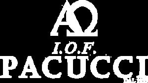logo bianco I.O.F. Pacucci Bari