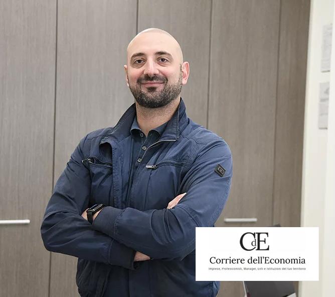 Intervista I.O.F. Pacucci Corriere Dell'Economia