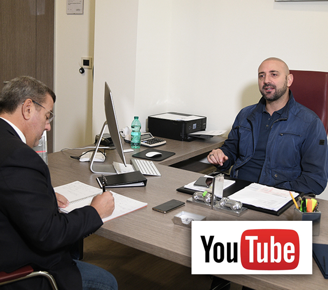 Intervista I.O.F. Pacucci youtube